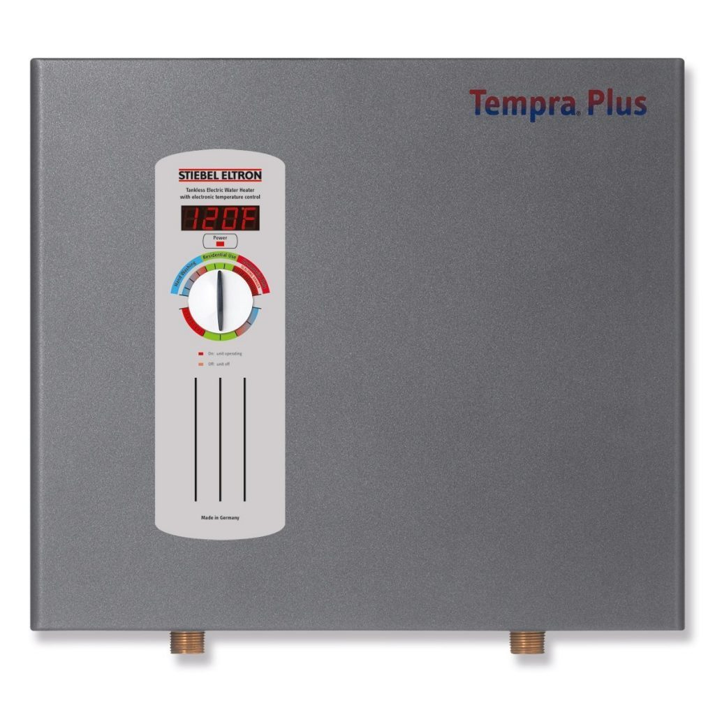 Stiebel Eltron 29 PlusTempra Tankless Water Heater Review
