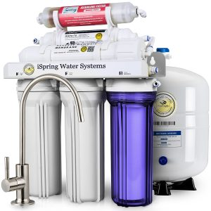 iSpring RCC7AK 6-Stage Reverse Osmosis Drinking Water Filtration System Review
