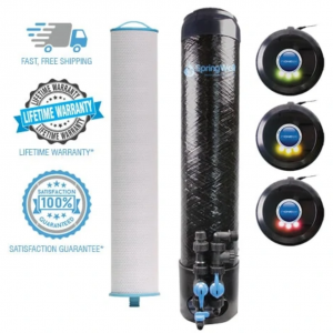 Springwell lead water filter