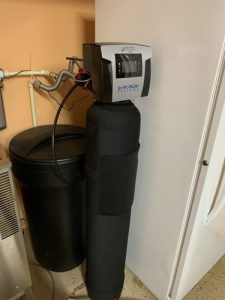 Quality water treatment water softener