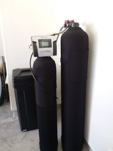 Softpro water softener