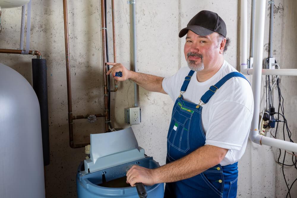 Water Softener Maintenance Professional