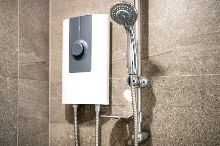 Electric-Water-Heater-With-Tankless-Design