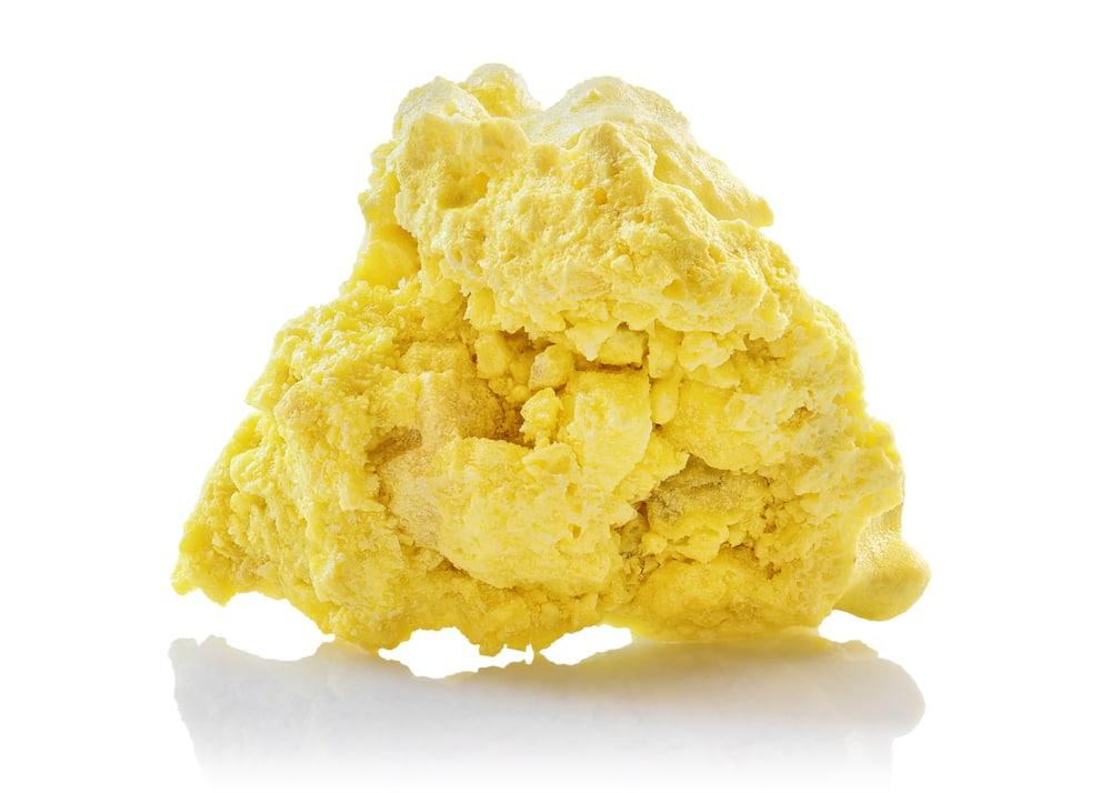 Native Sulfur