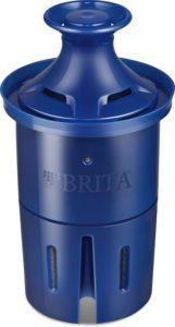 Brita Long Last Filter is not effective against fluoride
