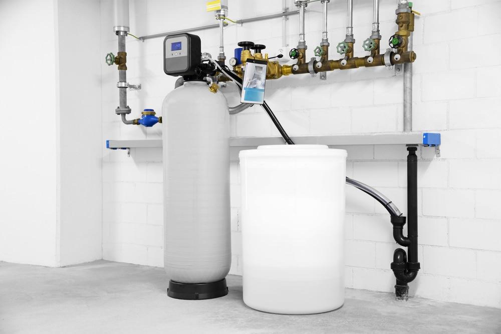 Water Softener Regeneration