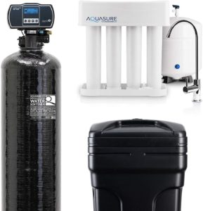 Reverse Osmosis Water Softener