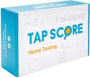 My Tap Score water test kit