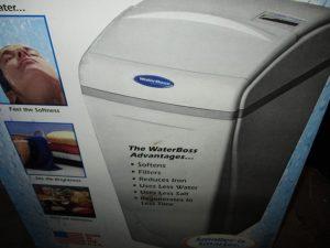 WaterBoss Model 900 Big Boss Water Softener