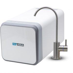 NuAqua tankless ro system