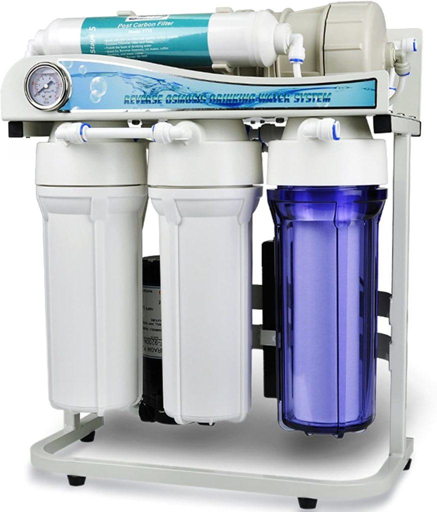 On-Demand Reverse Osmosis